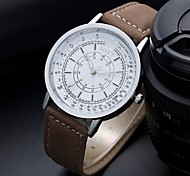 Matte leather belt men's watches Cool Watch Unique Watch