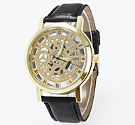 2016 New Arrival Fashionable Skeleton Unisex Wristwatch Cool Watches Unique Watches