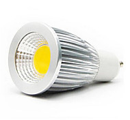 7W GU10/GU5.3/E27 550LM Warm/Cool White Light LED COB Spot Lights(85-265V)