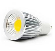 7W GU10/GU5.3/E27 550LM Warm/Cool White Light LED COB Spot Lights(85-265V)