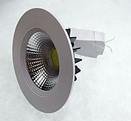 3W Downlight de LED 3 LED de Alta Potência 500 lm Branco Quente Decorativa AC 100-240 V 1 pç