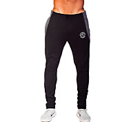 Running Bottoms / Pants Men's Breathable / Sweat-wicking Fitness / Leisure Sports / Running SportsIndoor / Outdoor clothing / Performance