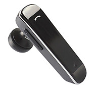 Mini Noise Cancelling Smart Voice Control Stereo Wireless 4.0 Bluetooth Headset Earphone With Mic Standby Time 7 Days