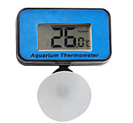 Aquarium Fish Tank LCD Digital Thermometer Waterproof