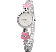 Women's Slim Design Alloy Band Quartz Wristwatch Cool Watches Unique Watches