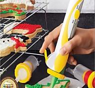 Food Grade Baking Mold Electric Decorating Pen DIY Cake Mold