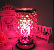 2016 New Crystal Induction Aromatherapy Lamp LED Night Light for Kids Room Home Decoration(Assorted Color)
