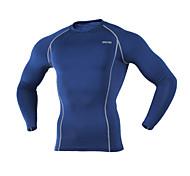Capas de Base(Blanco / Gris / Negro / Verde Claro / Azul Real) - deYoga / Boxeo / Escalada / Fitness / Golf / Carreras / Baloncesto /