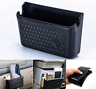 carro caixa de armazenamento titular do telefone móvel pilões Bluetooth multi-uso de acessórios organizador recipientes carro ferramentas