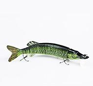 """1 pcs Isco Duro N/A 218 g/> 1 Onça,305 mm/12"""" polegada,Plástico DuroIsco de Arremesso / Outro / Pesca de Isco / Pesca Geral / Pesca de"""
