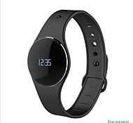 wristfit inteligente l16 com notificações de atividade tempo de cuidados de saúde