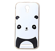Red Panda New Soft TPU Back Case Cover For DOOGEE X5 Mobile phone bags Cases