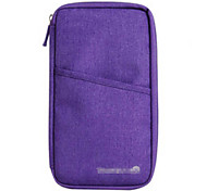 Portable Fabric Travel Storage/Passport Holder & ID Holder for Passport 25.5*14.5*4cm