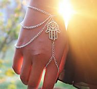 Bracelets Wrap 1pc,Argent Bracelet Alliage Bijoux Femme