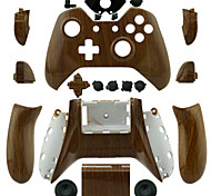 Replacement Controller Case for Xbox One Controller (Wood Grain)