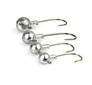 Fishing-10 pcs Silver Metal-Brand New Spinning / Freshwater Fishing / Bass Fishing / Lure Fishing / General Fishing