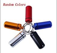 caixa do comprimido Multifunção / Emergência Viagem / Exterior metal Verde / Vermelho / Preto / Azul / Dourado / prata-OEM