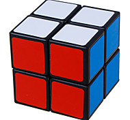 Lanlan 2-Layers Magic Cube Toys Edge - Black,White