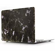 """Diseño de mármol cubierta de la caja de cuerpo completo de plástico duro para el Pro de 13 """"/ 15"""" con la retina"""