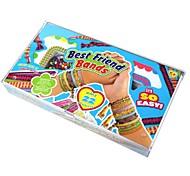 Bracelet bricolage string bracelet tressé