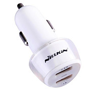 Nillkin Jelly (Guo Dong) Car Charger Suitable For Mobile Phone And Tablet Computer And Other Digital Mobile devices