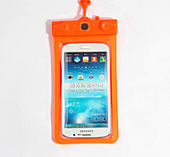 Dry Boxes / Dry Bags Adult / Unisex For Cellphone / Waterproof / Touch Screen Diving / SnorkelingRed / Orange / Green / Blue / Black /