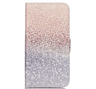 Finger Sand-PU-Telefonkasten gemalt für Galaxie s7 / s7edge / s7plus