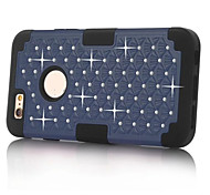 PC+Silicone All Over The Sky Star Back Cover Case For Iphone5/5S/SE Shiny Design Cover Case