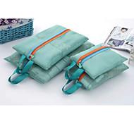 Reise Organisation für das Packen / Aufgeblasene Matte Kulturtasche Netz Stoff