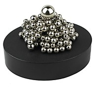 Buckyball Magnet Toys 1 Executive Toys Magic Magnet DIY Balls Magnetic Balls Cube Puzzle Silver