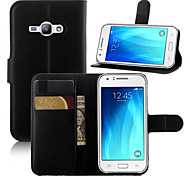 Embossed Card Wallet Bracket is Suitable For Samsung Galaxy J1 ACE
