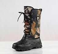 os novos caça comércio exterior sapatos altos botas de neve botas de pesca à prova d'água