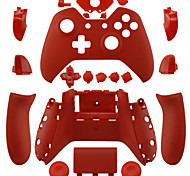 Replacement Controller Case Shell for Xbox One Black/White/Red