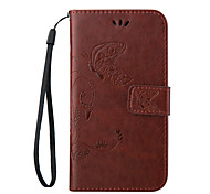 Embossing PU Leather Sling Flip Cover Wallet Bag Case For Galaxy A3(2016)/Galaxy A5(2016)/Galaxy A7(2016)