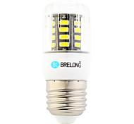 6W E26/E27 LED a pannocchia T 30 SMD 600 lm Bianco caldo / Luce fredda AC 220-240 V 1 pezzo