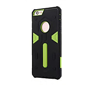 For iPhone 5 Case Shockproof Case Back Cover Case Armor Soft Silicone iPhone SE/5s/5