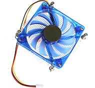 Intel ventilador de la CPU LGA775 se hunden hasta el ventilador del procesador de la CPU delgada equipo de escritorio estándar