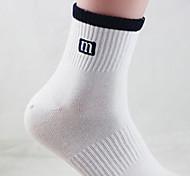 12 paia calze di cotone degli uomini dei calzini casuali di alta qualità per l'esecuzione di / yoga / fitness / calcio / golf