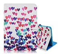 spezielle Design Neuheit Schmetterling Liebe Katzen-PU-Leder Folio Fall Holster für ipad mini 3/2/1