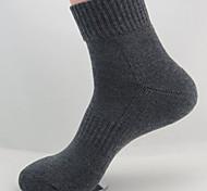 Носки для бега Муж. Дышащий Впитывает пот и влагу Не натирает-12 пар для