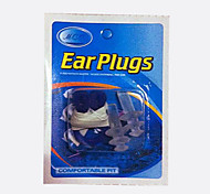 PVC Material Earplugs/Nose Clips for Diving/Swimming