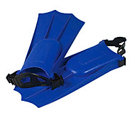 Diving Fins Neoprene Blue