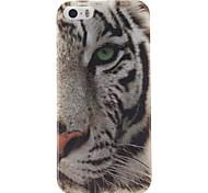 tigre branco projeto IMD + TPU volta caso da tampa do iphone se iphone 5 5s iphone