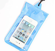 Dry Boxes / Dry Bags For Cellphone / Waterproof Diving / Snorkeling White / Orange / Green / Blue / Black PVC-Tteoobl