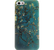 Almond Tree IMD+TPU Back Cover Case iPhone SE iPhone 5 iPhone 5S