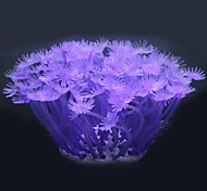 Aquarium Decoration Ornament / Coral Artificial / Non-toxic & Tasteless Plastic