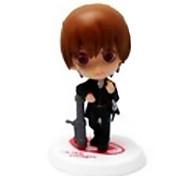 gintama anime brinquedos figuras de ação boneca de brinquedo seis centímetros modelo