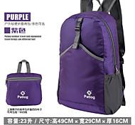 Ultrathin Backpack Camping & Hiking / Leisure Sports Waterproof / Rain-Proof / Dust Proof 22 L  Terylene