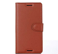 The Embossed Card Support Protective Cover For SONY Xpeyia X Mobile Phone