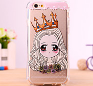 Little Princess Design Cover for IPhone 6 Iphone6S